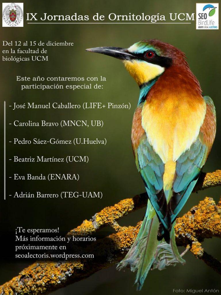 cartel-jornadas-ornitologia-ucm