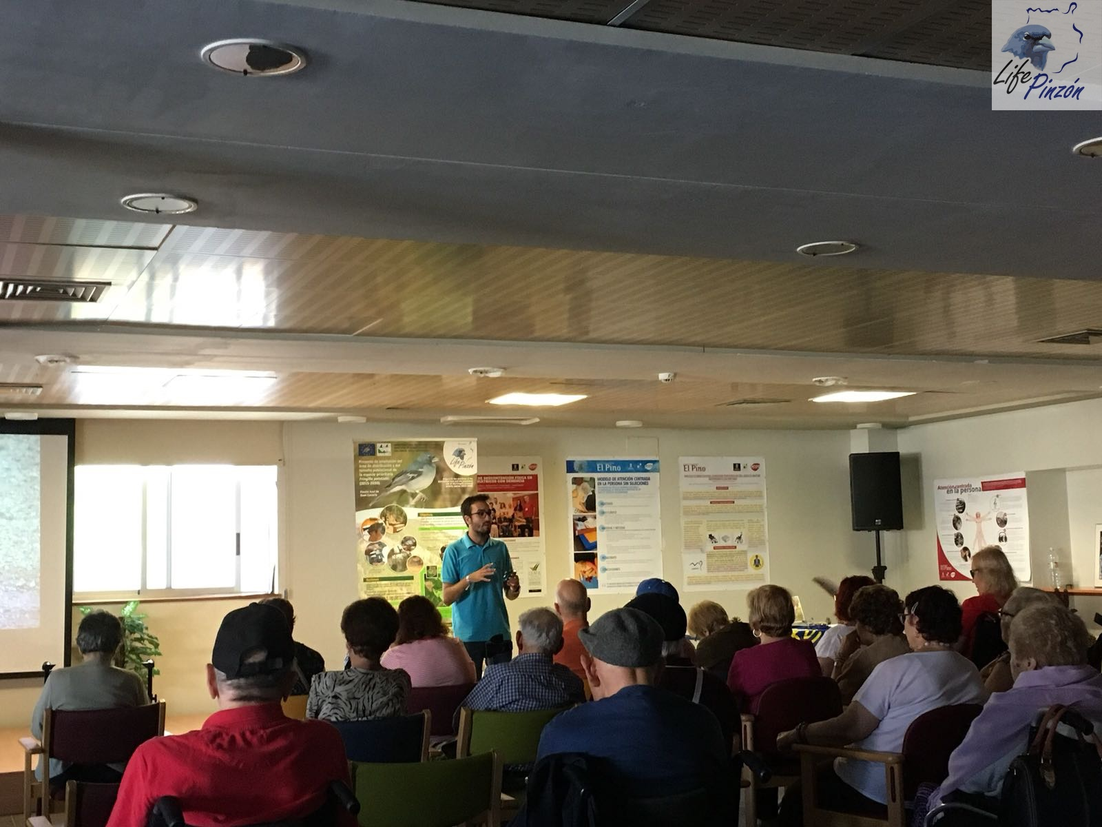 Centro Sociosanitario El Pino (Las Palmas) 22 Agosto 2018