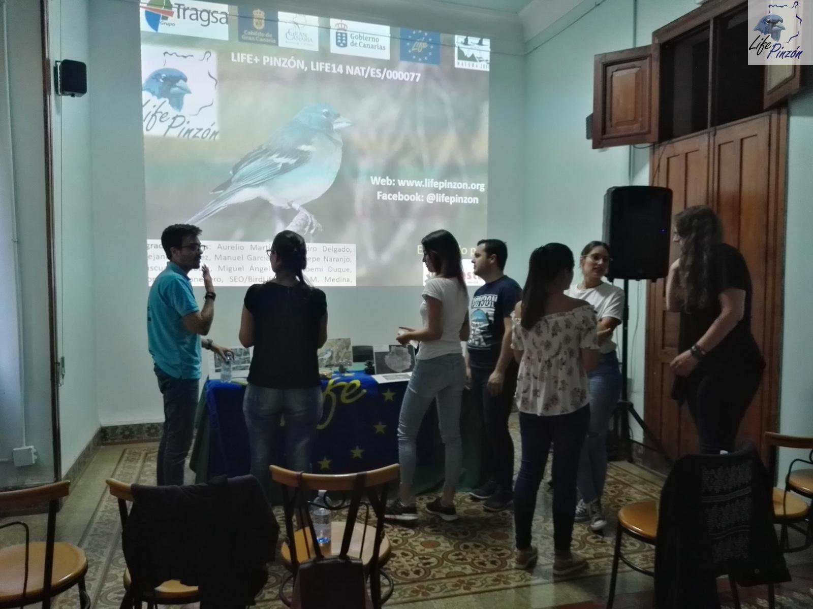III Jornadas de Medio Ambiente de Gáldar8 Junio 2018