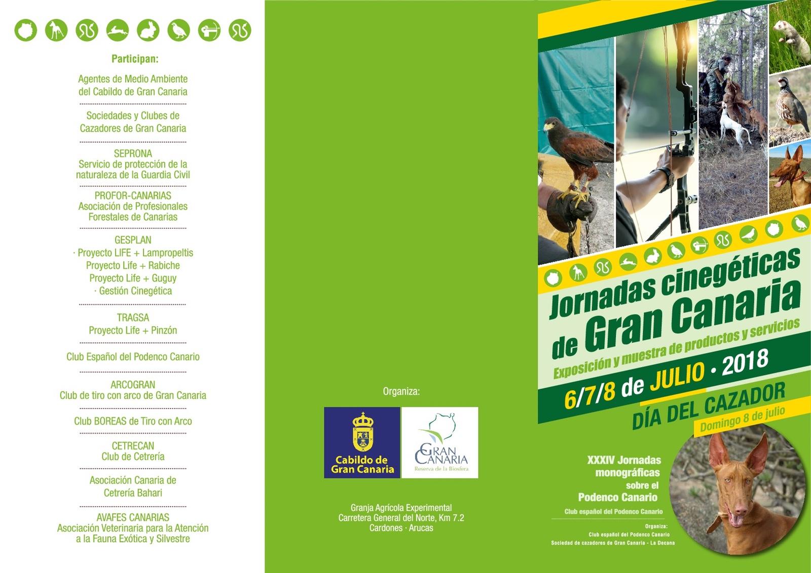 Jornadas Cinegéticas de Gran Canaria