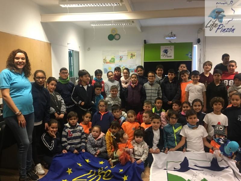 Centros escolares de La Aldea de San Nicolás27 Febrero 2018