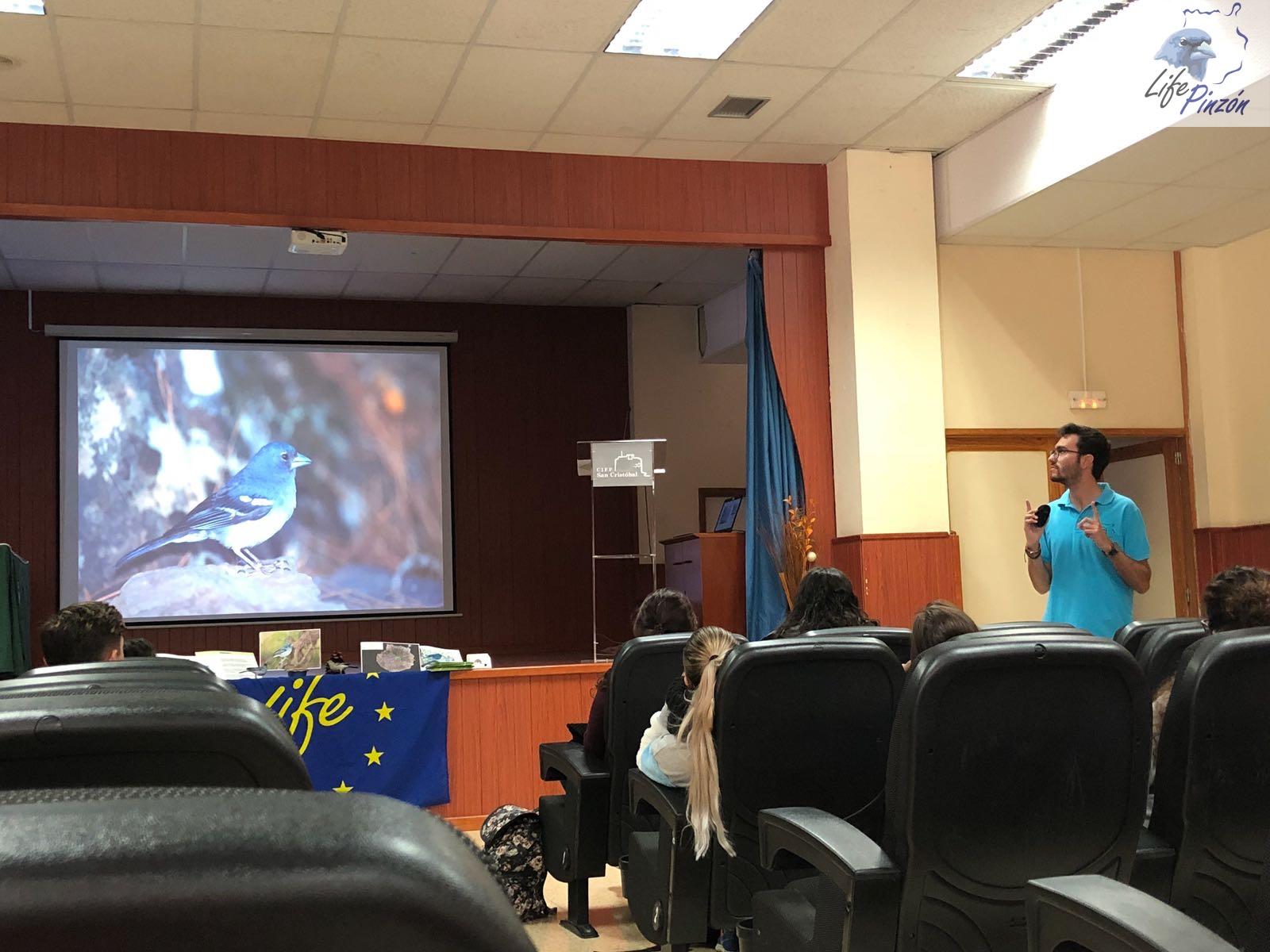 CEIP San Cristóbal (Las Palmas)23 Marzo 2018