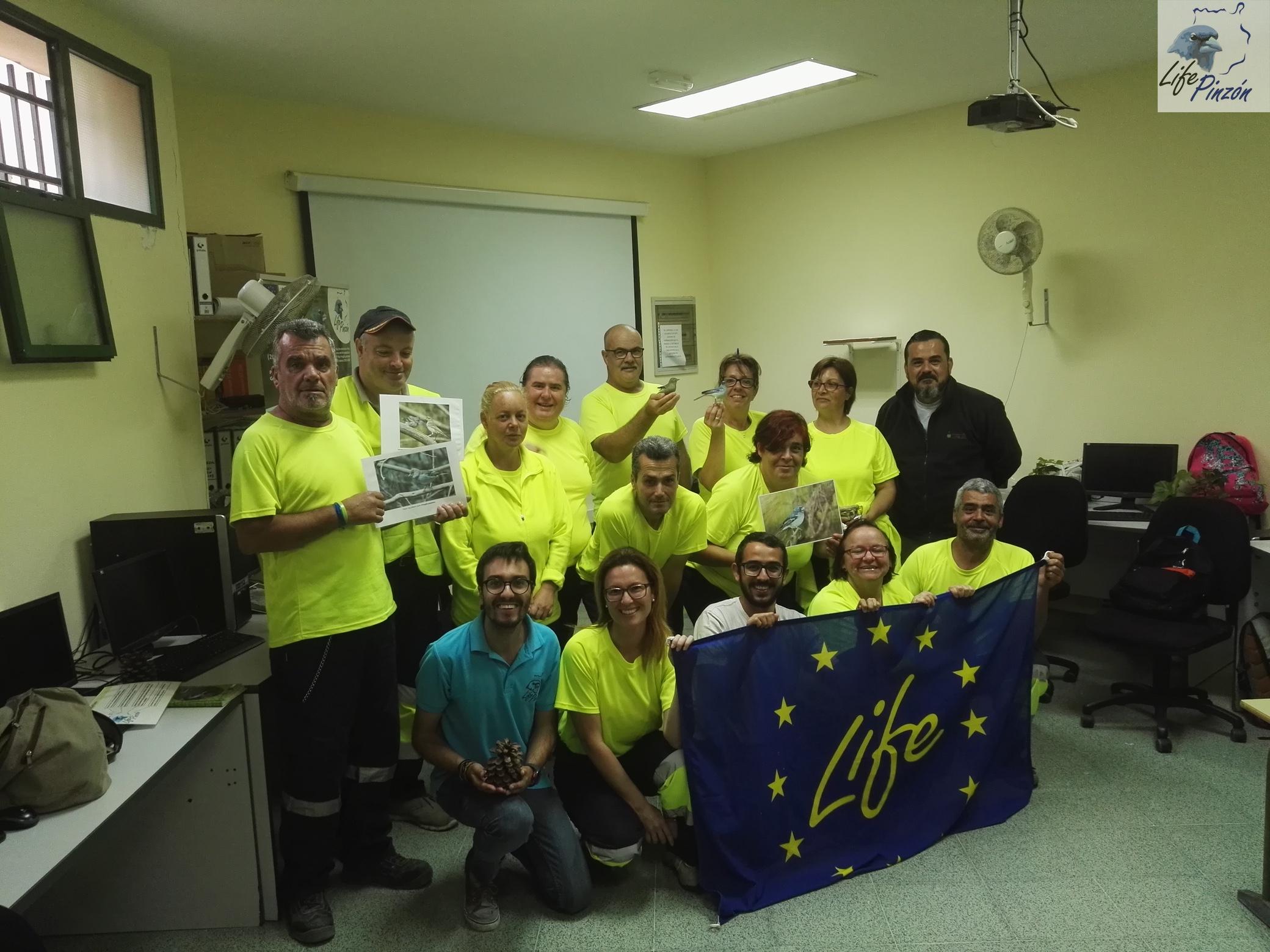 Proyecto Trayectoria 2017  (Arucas)3 Abril