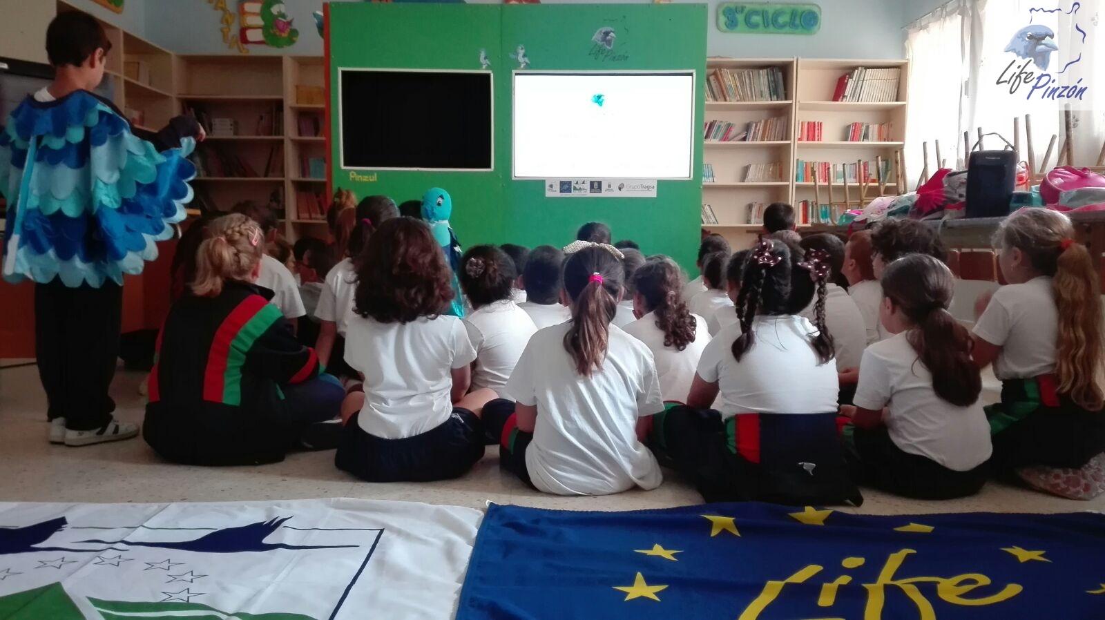 CEIP Sardina del Norte3 Mayo 2018