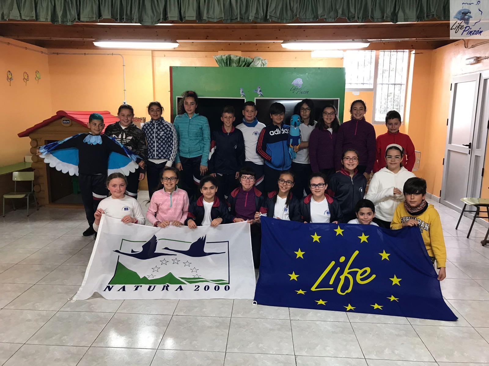 CEIP Monseñor Socorro Lantigua (Teror)15 Junio 2018
