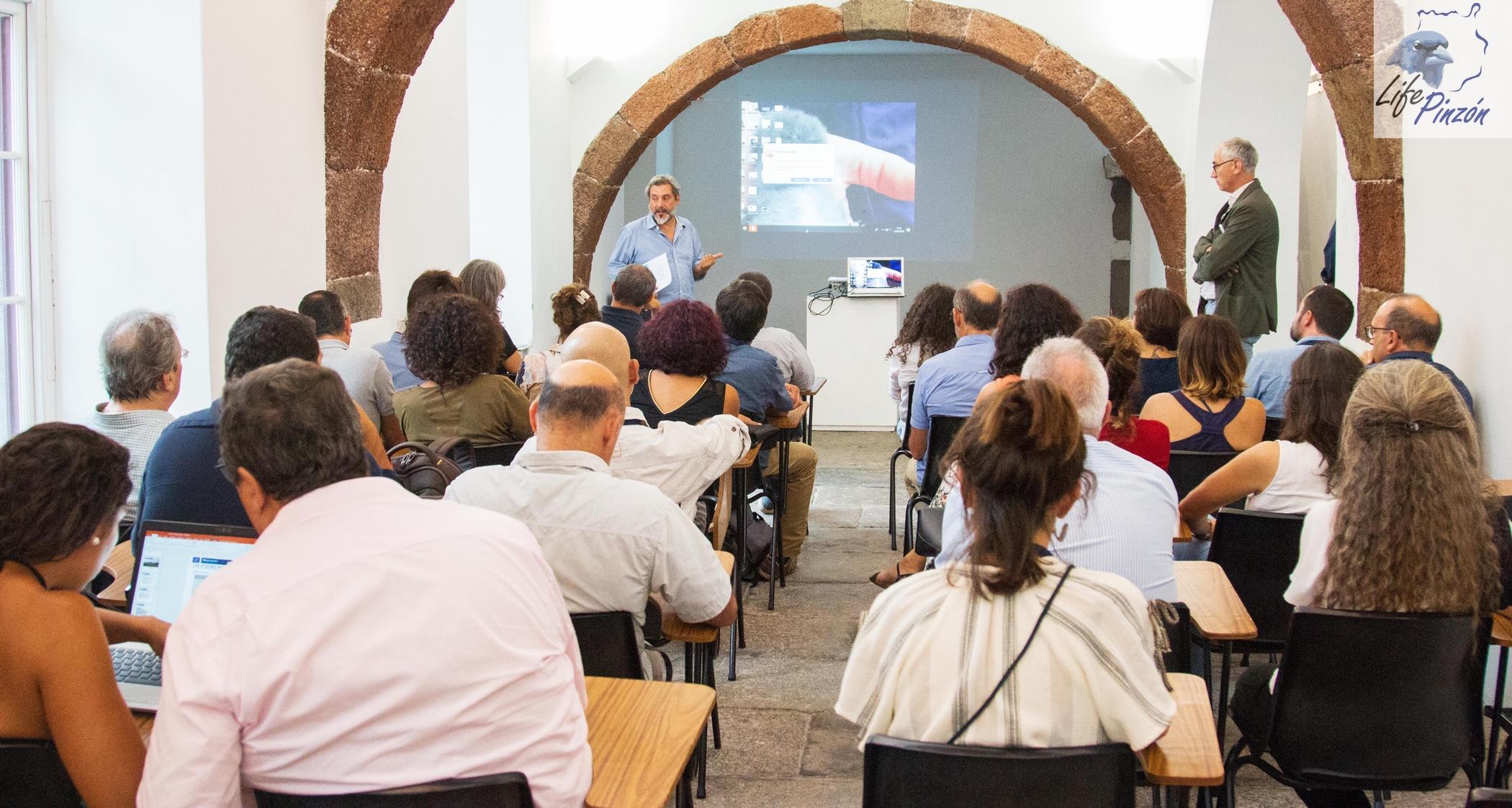 Primer Seminario de la Región Biogeográfica Macaronésica en Madeira25-28 septiembre 2018