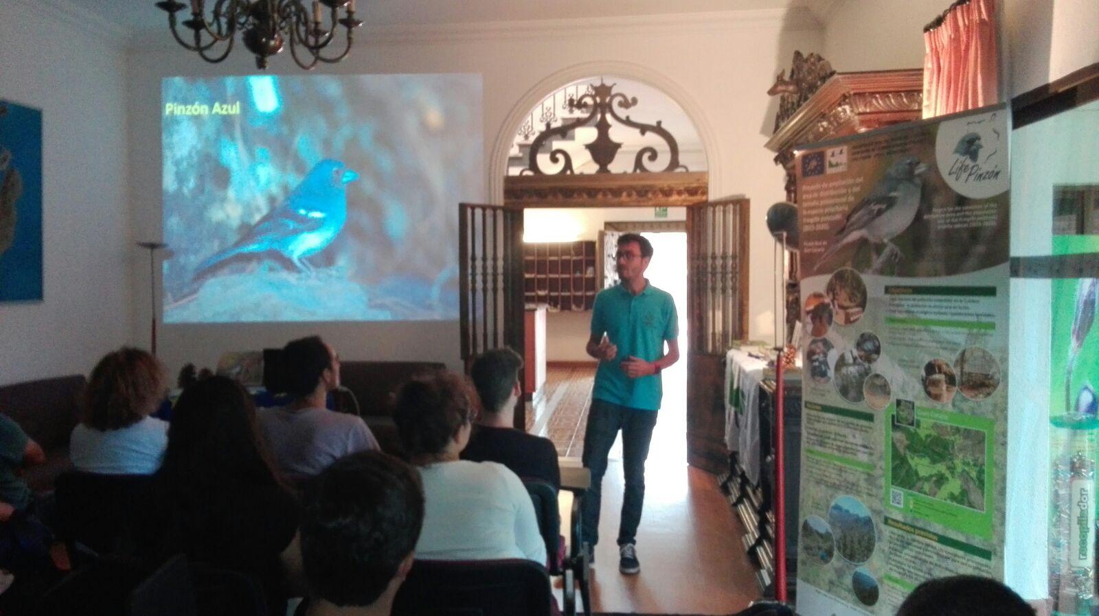 25 Aniversario Programa Life en Puertas abiertas del Jardín Canario25 y 26 Mayo 2017