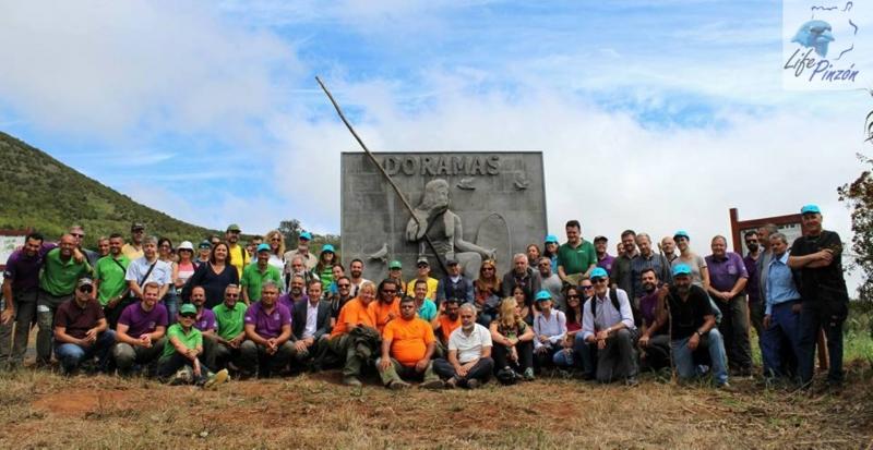 Día del Medioambiente con Proyectos Life del Cabildo de Gran Canaria6 Junio 2017