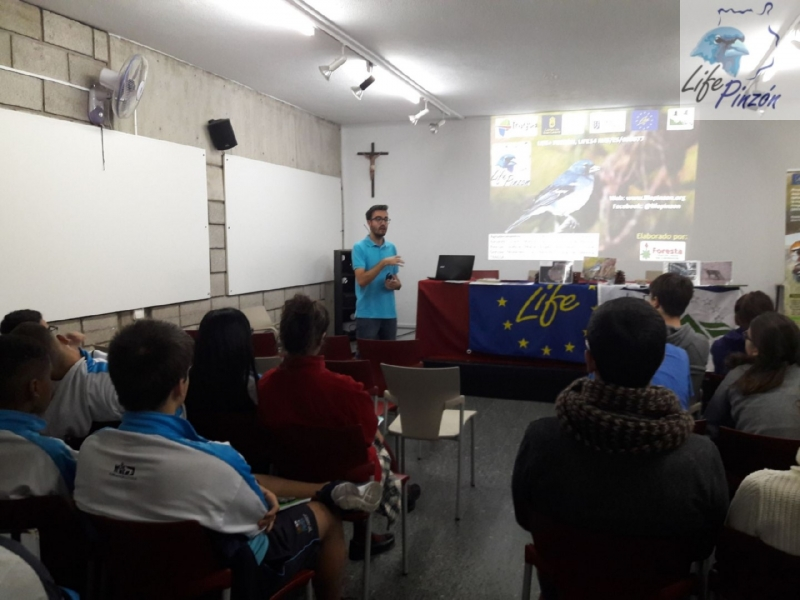 Colegio San Ignacio de Loyola (Las Palmas)13 Diciembre 2017