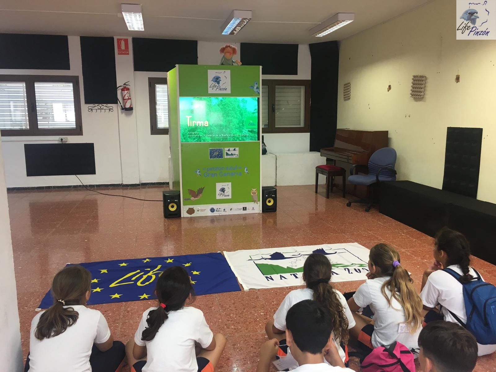 Proyecto Enseñar para Emprender (Santa Brígida)6 Junio 2017