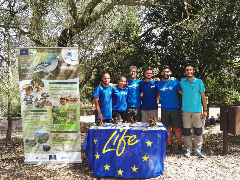 Jornada voluntariado Decathlon y Soy Mamut24 Septiembre 2017