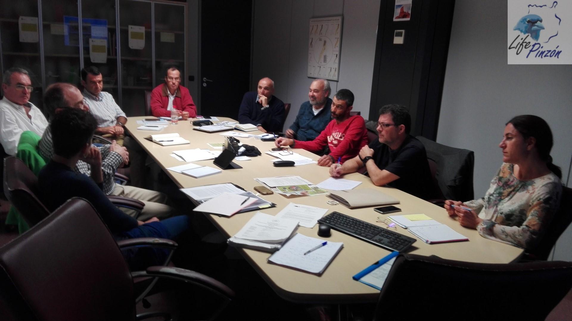 Reunión del Comité de SeguimientoFebrero 2017