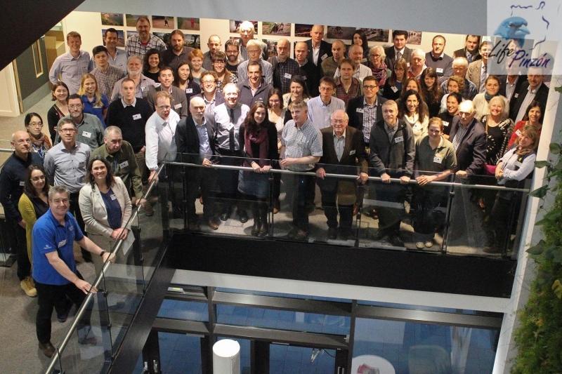 Conferencia Internacional Life Stone-Curlew (Inglaterra)28 Febrero a 1 Marzo 2017