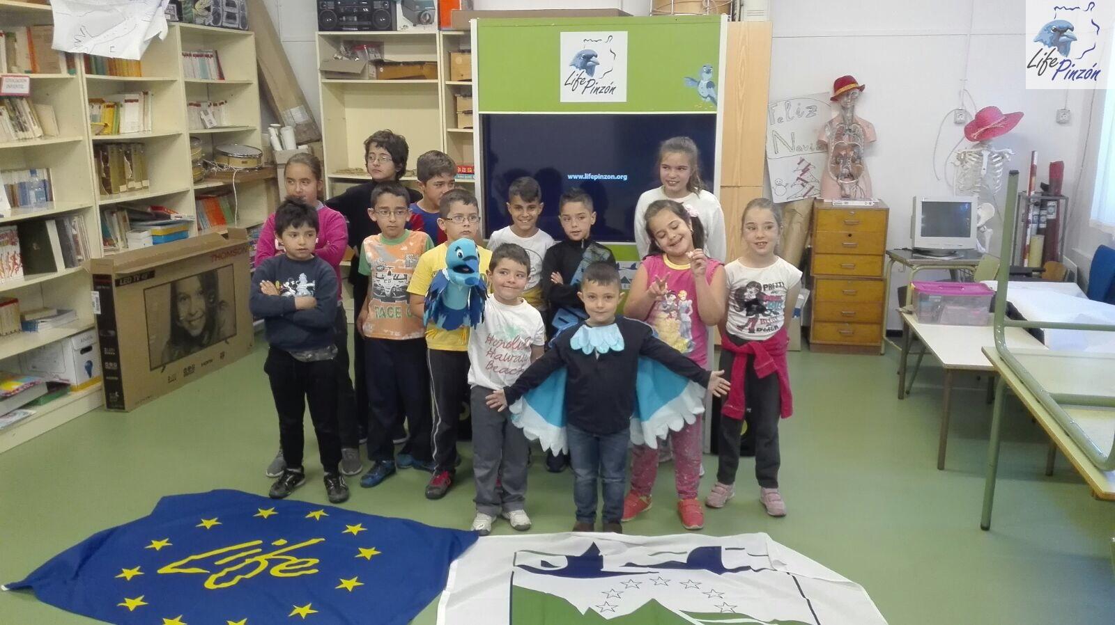 CEIP Artenara19 Abril 2017