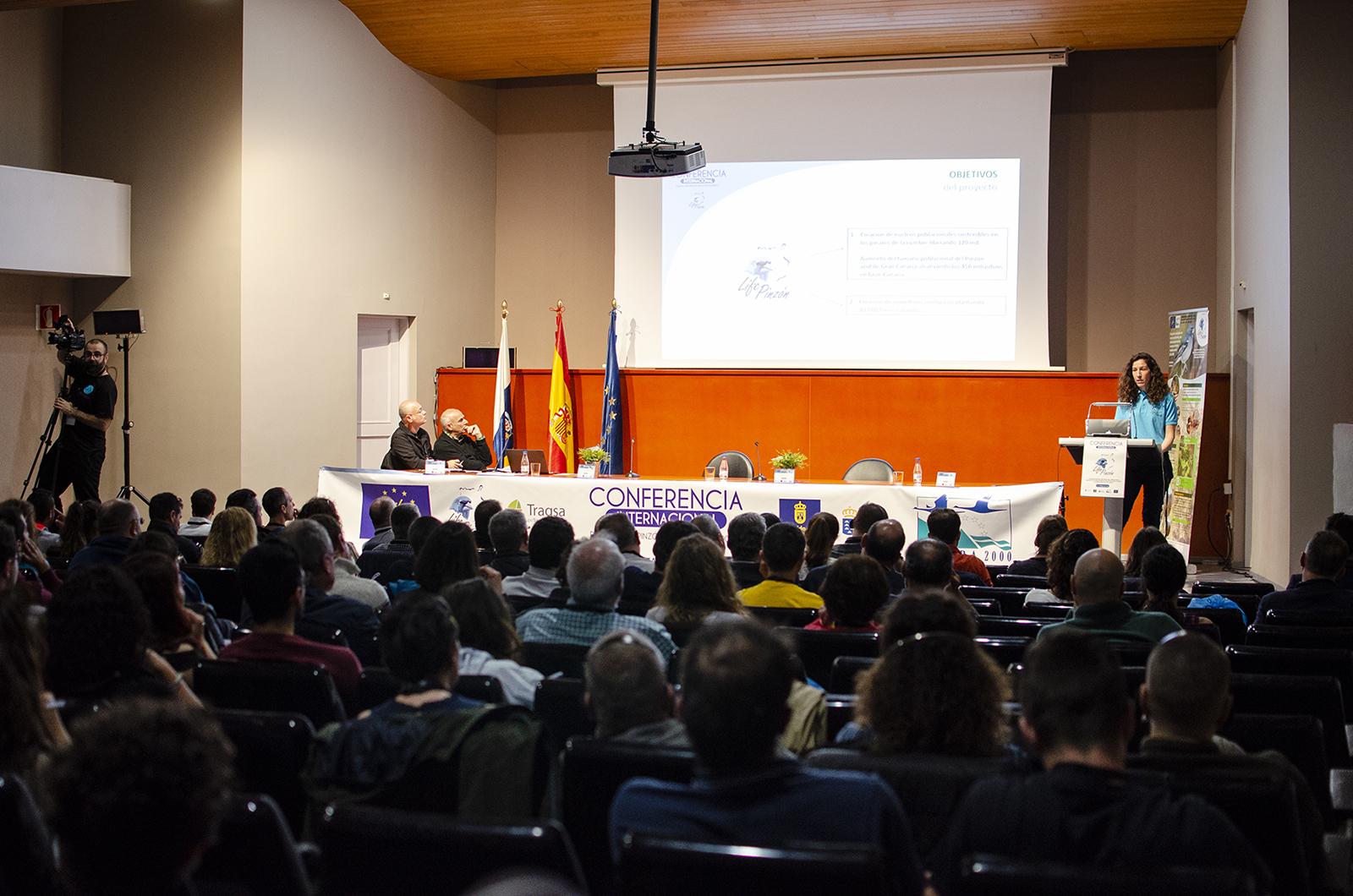 Conferencia Internacional LIFE+Pinzón 13-03