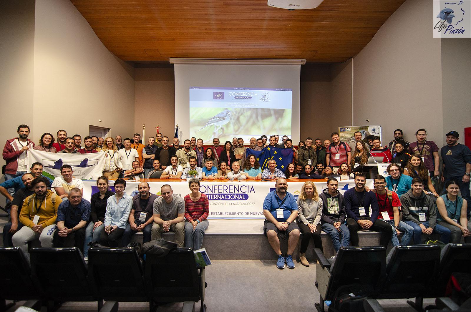 Conservación de Aves Insulares Amenazadas13 al 15 marzo 2019
