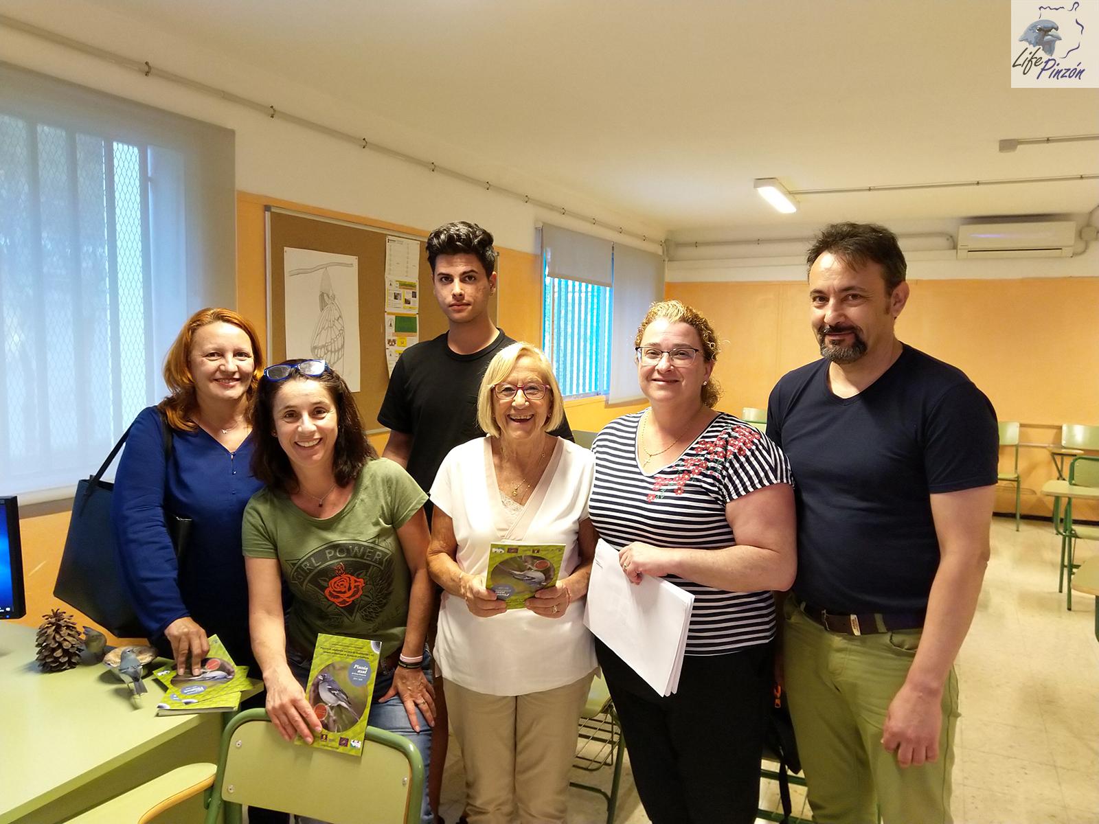 Gran interés en el CEPA Santa Lucía8 mayo 2019