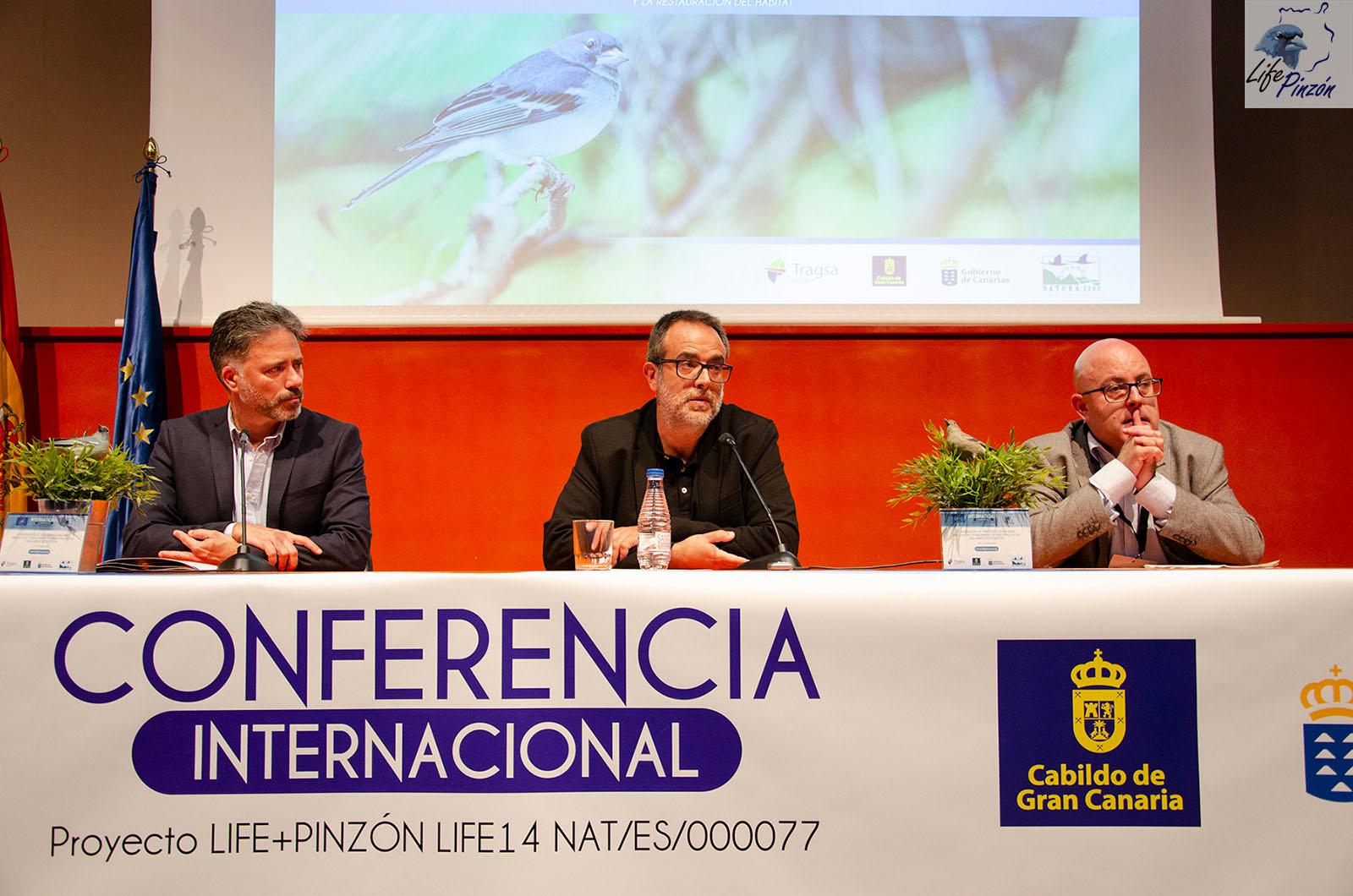 Inauguracion Conferencia Internacional 2