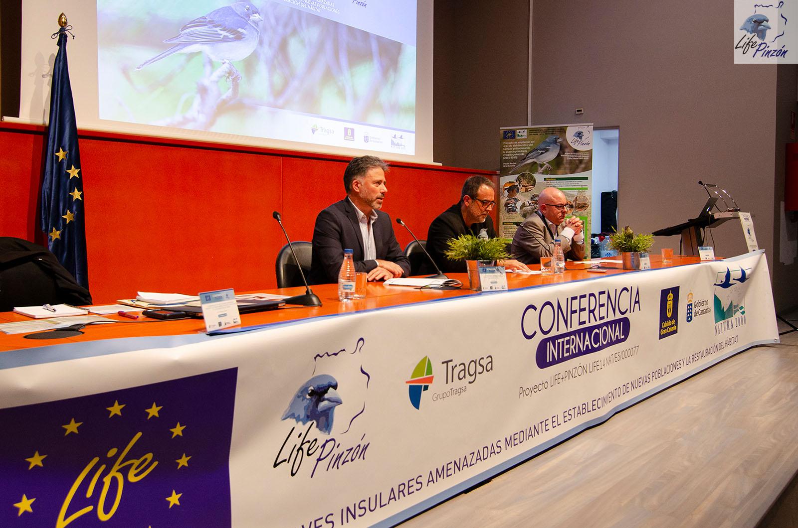 Inauguracion Conferencia Internacional